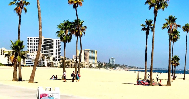 LA Beaches – Alamitos Beach Review