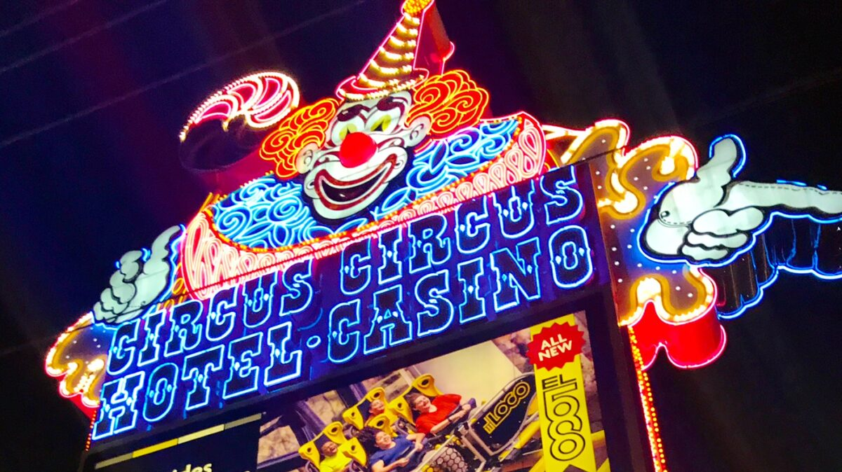 things to do in las vegas with kids, las vegas, circus circus, adventuredome