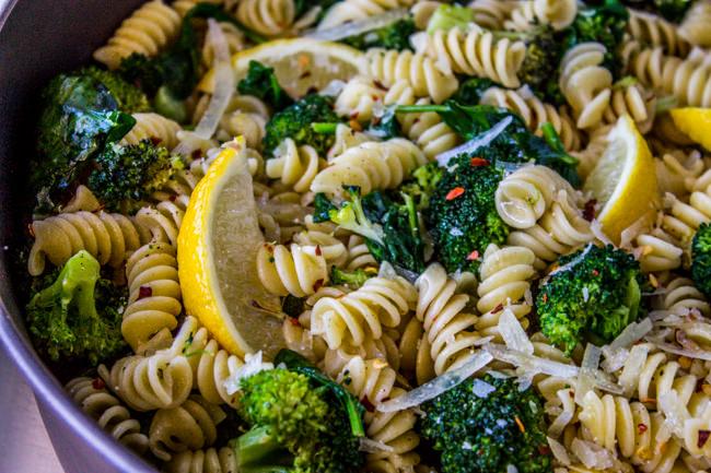 easy dinner recipes, healthy dinner, vegan, pasta, favorite dinner recipes, quick dinner