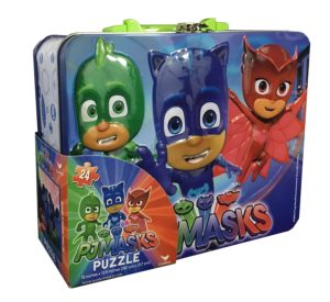 PJ Masks Puzzle, Five Educational Toys to Keep a Toddler Busy, Kid Activities, Screen Free Parenting