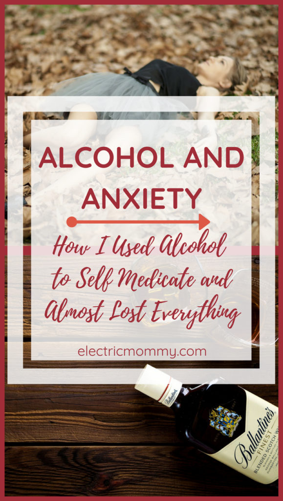 I was diagnosed with depression and anxiety at an early age. It took me a long time though, to realize I was self-medicating for years. Alcohol was finally what got me and I almost lost everything. | Alcohol and Anxiety | Acute Anxiety Disorder | Postpartum Anxiety | Panic Attacks #mentalhealth #anxiety #selfcare #addiction #recovery