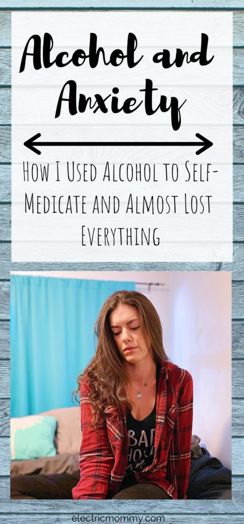 I was diagnosed with depression and anxiety at an early age. It took me a long time though, to realize I was self-medicating for years. Alcohol was finally what got me and I almost lost everything. | Alcohol and Anxiety | Acute Anxiety Disorder | Postpartum Anxiety | Panic Attacks #mentalhealth #anxiety #selfcare #addiction #recovery #anxietyrelief
