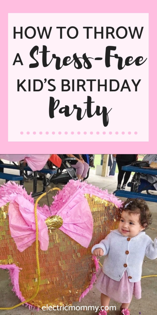 Throwing your child's birthday party can get super stressful and expensive! I've learned a few lessons after my first few and here are some tips to keep things less stressful and more enjoyable for you! | Basic Party Planning Tips | First Birthday | Birthday Party | Birthday Party Advice | Birthday Party Tips | Kids Birthday Party | Kids Bday Party #birthdayparty #kidsbirthdayparty #partyideas #partyplanning #firstbirthday